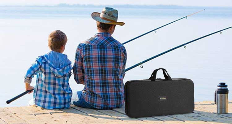 best telescopic fishing rod and reel combo