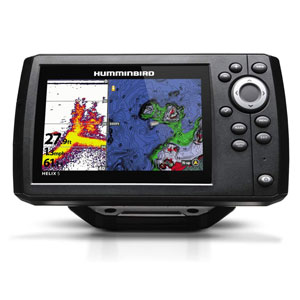 HELIX 5 CHIRP GPS G2 humminbird portable fish finder