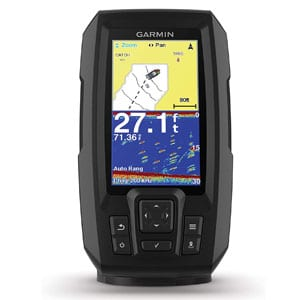 Garmin Striker Plus 4 with Dual-Beam transducer