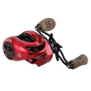 Sougayilang Super Smooth Baitcast Reel with Magnetic Braking System