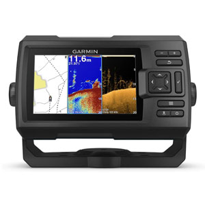 Garmin Striker Plus 5cv with Transducer GPS Fishfinder