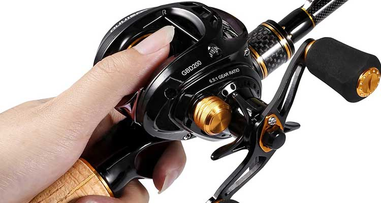 best anti backlash baitcast reel