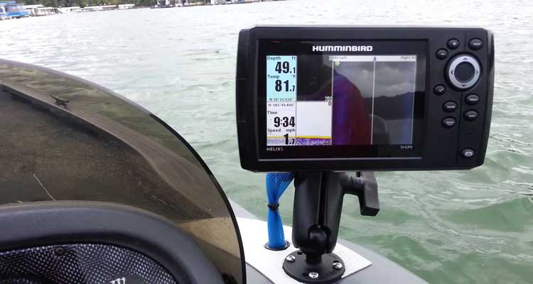 best fish finder for boat