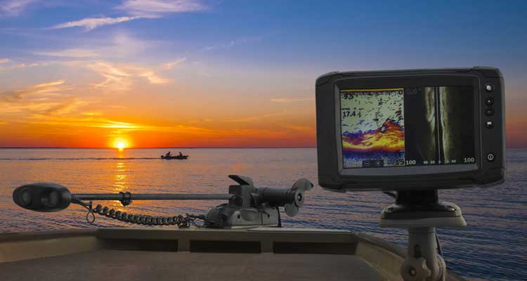 best fish finder for trolling motor